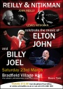 ELTON JOHN & BILLY JOEL by Reilly and Nitikman